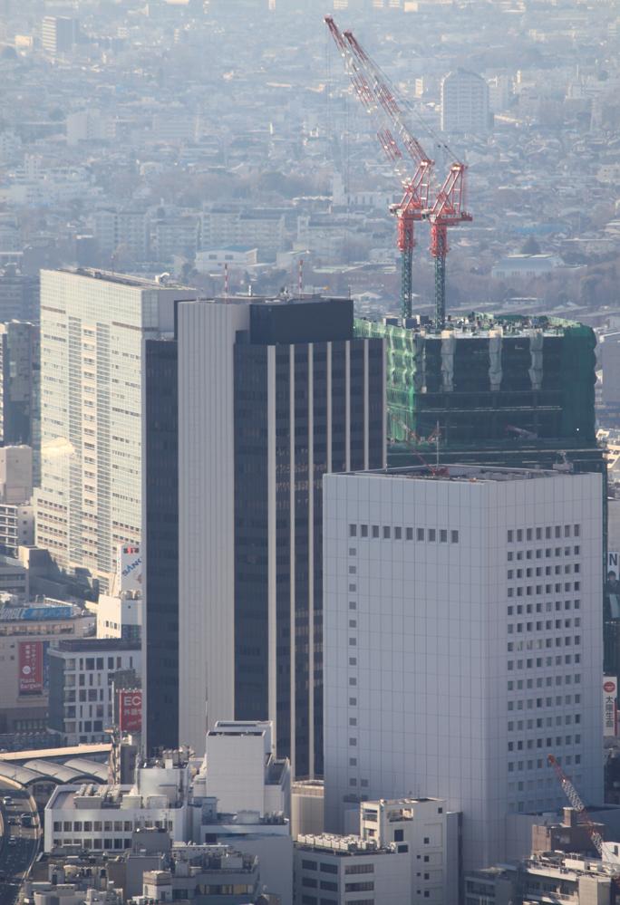 渋谷クロスタワー