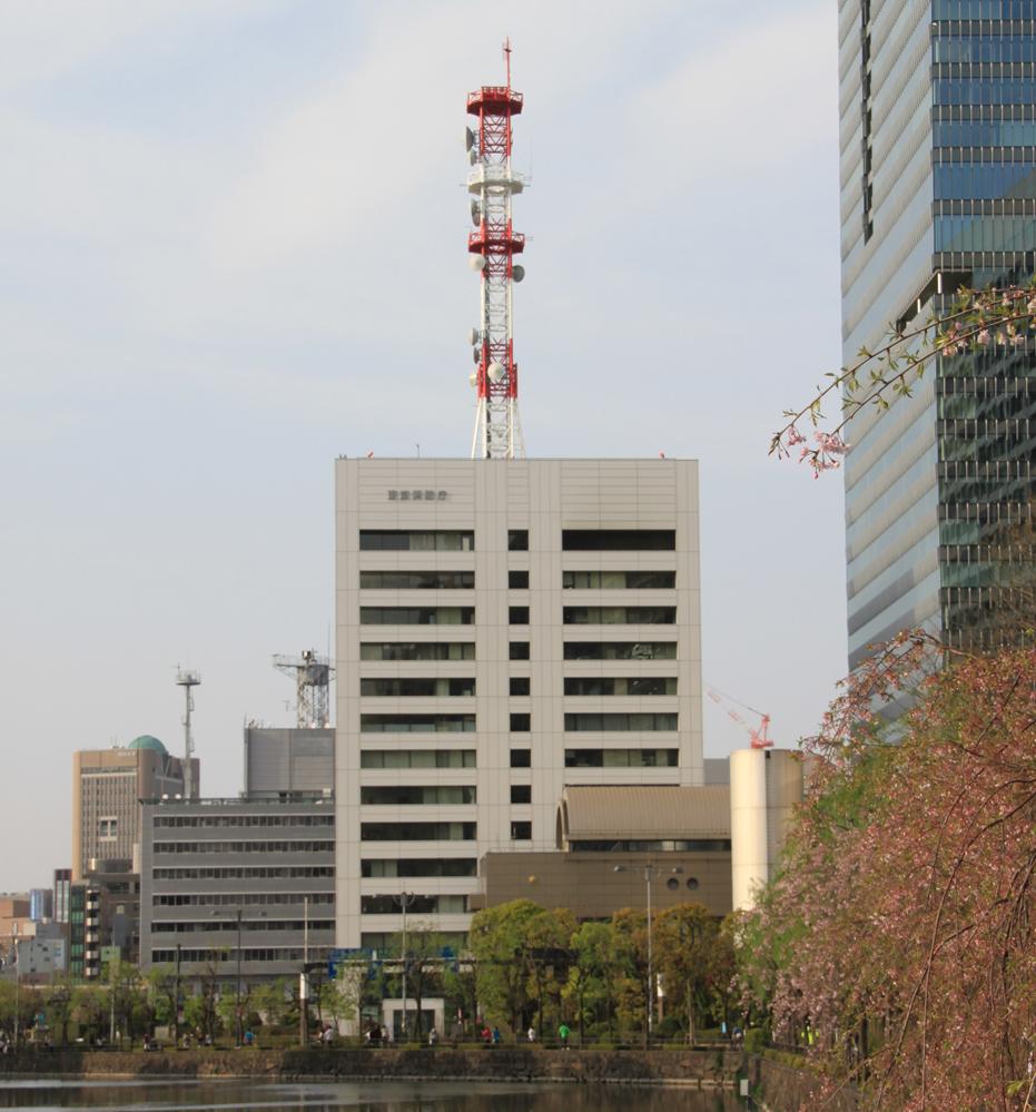 東京消防庁本部庁舎