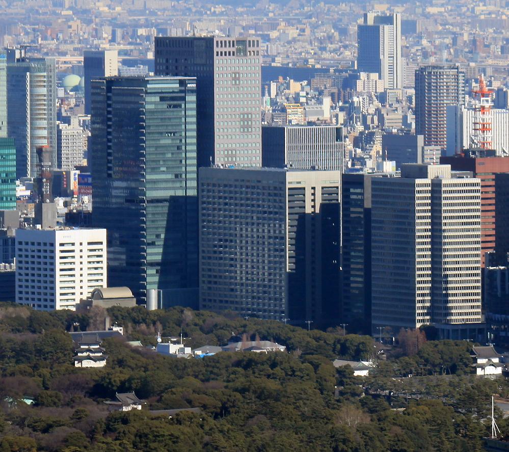 三井物産ビル(解体済み)