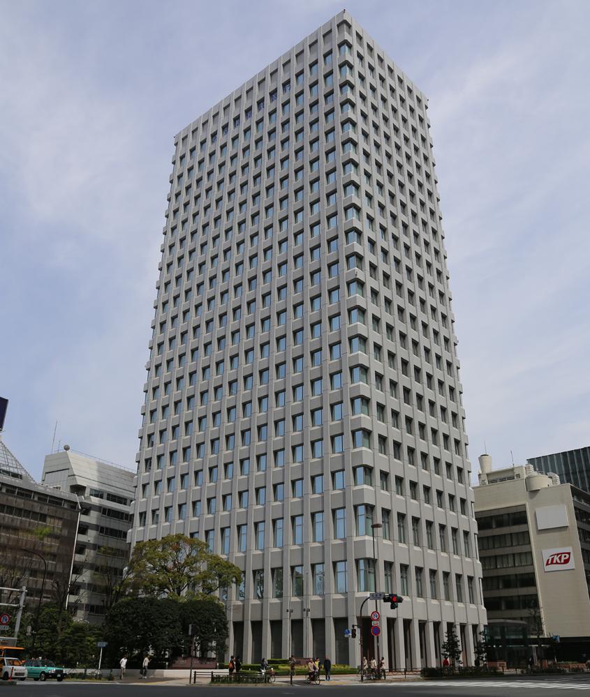 新呉服橋ビル
