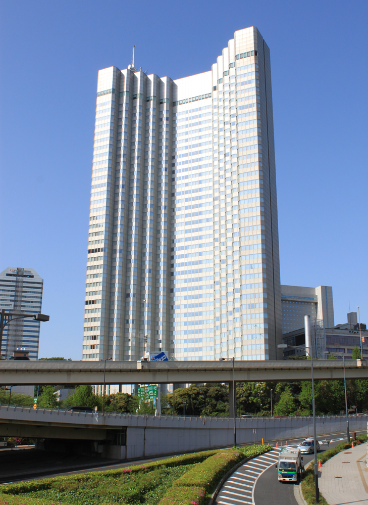 グランドプリンスホテル赤坂(解体済み)