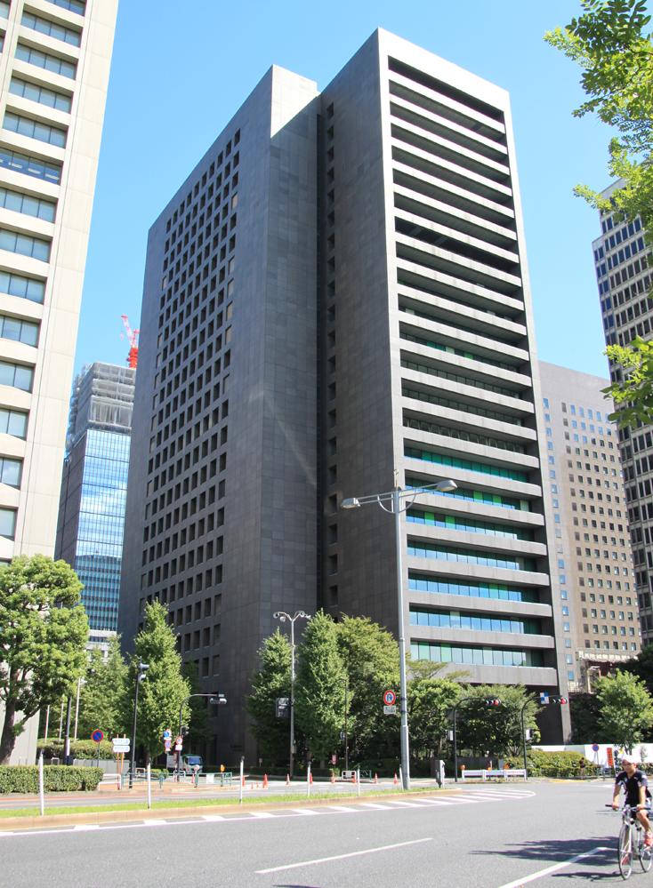 三菱東京UFJ銀行大手町ビル(解体済み)