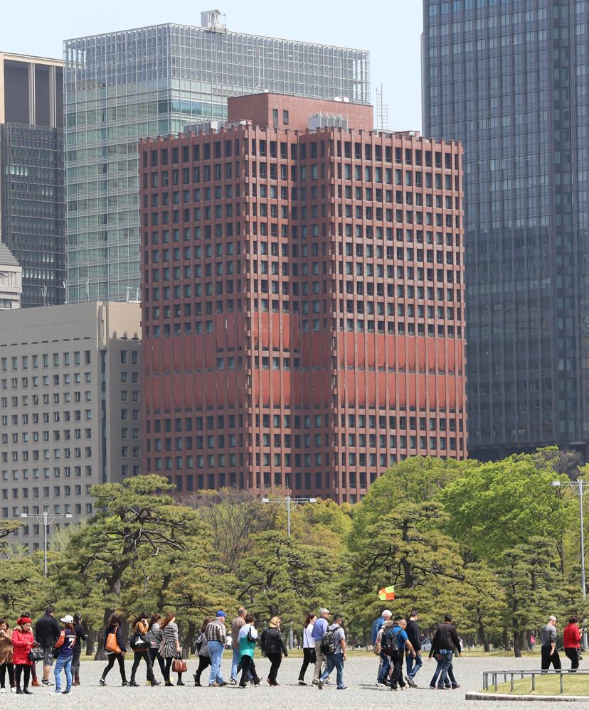 東京海上日動ビルディング 本館