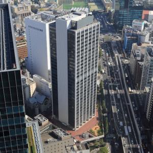 渋谷クロスタワー(旧・東邦生命ビル)