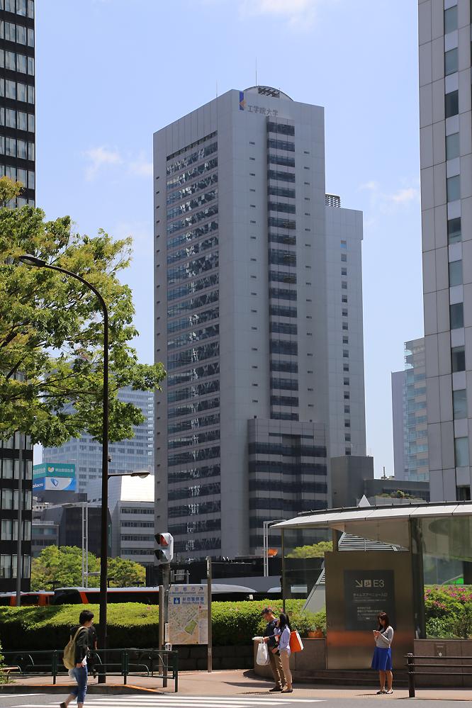 工学院大学新宿キャンパス 高層棟