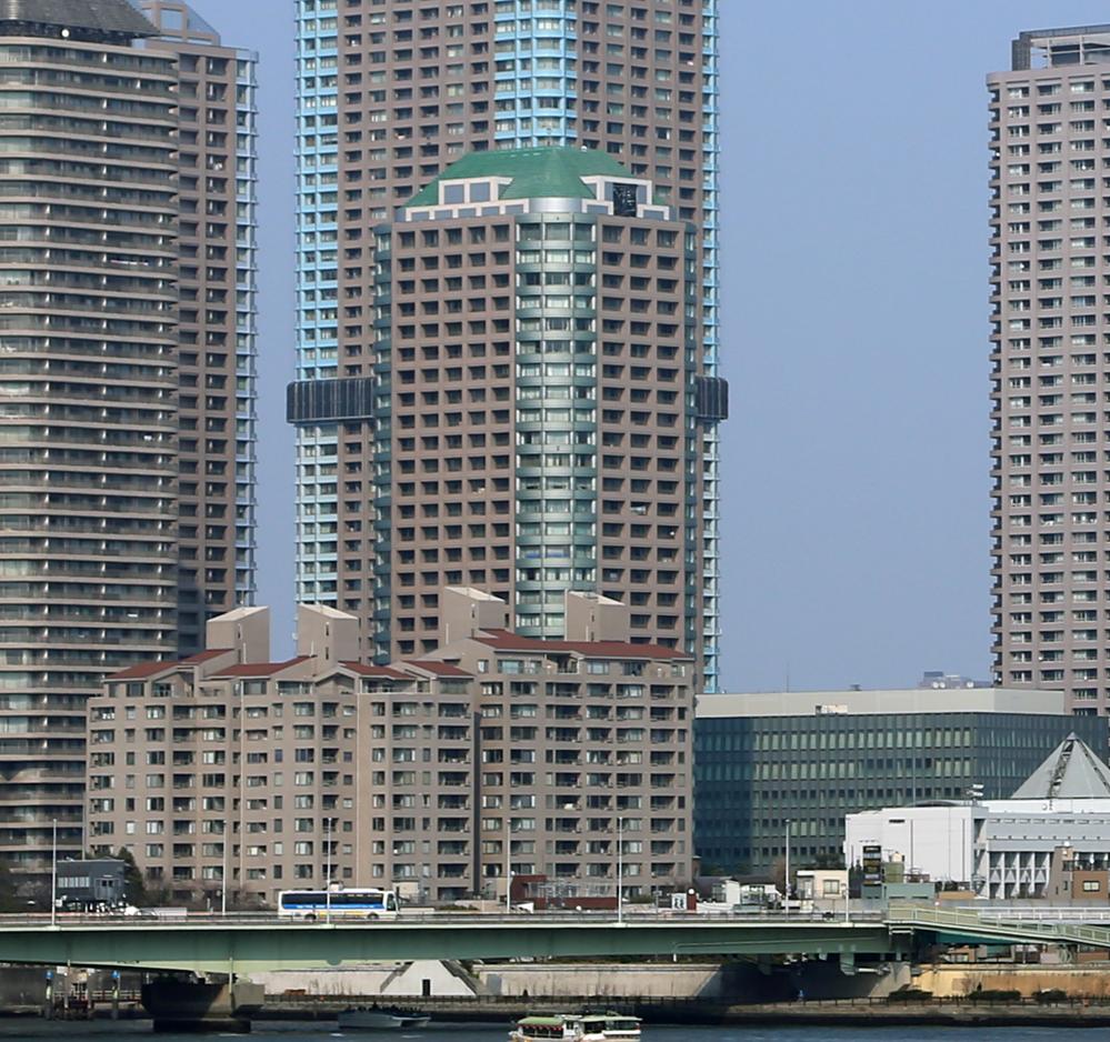 リバーシティ21 シティフロントタワー