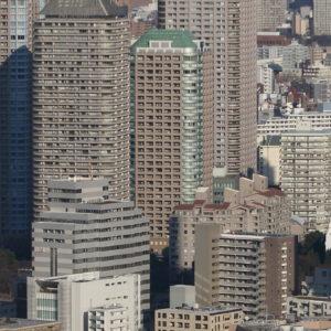 リバーシティ21 スカイライトタワー