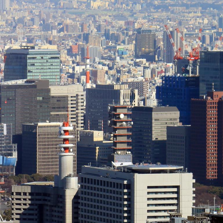 大手町フィナンシャルセンター(解体済み)