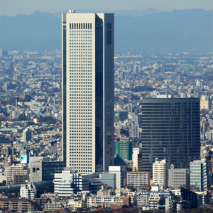 東京オペラシティビル