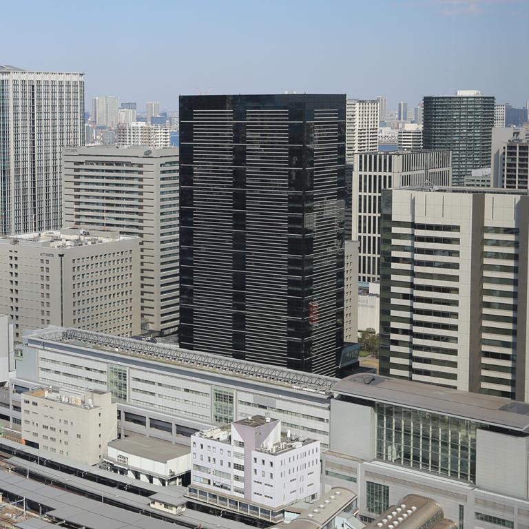 NTTデータ品川ビル(アレア品川)