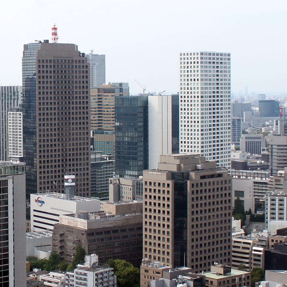 虎ノ門タワーズ オフィス