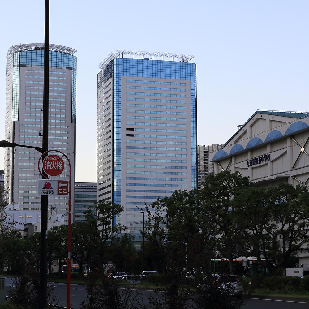 豊洲センタービル アネックス