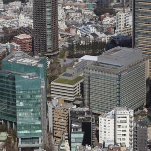 東京ミッドタウン ガーデンサイド・ガーデンテラス