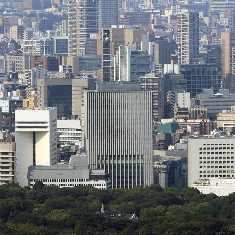 九段第3合同庁舎・千代田区役所本庁舎