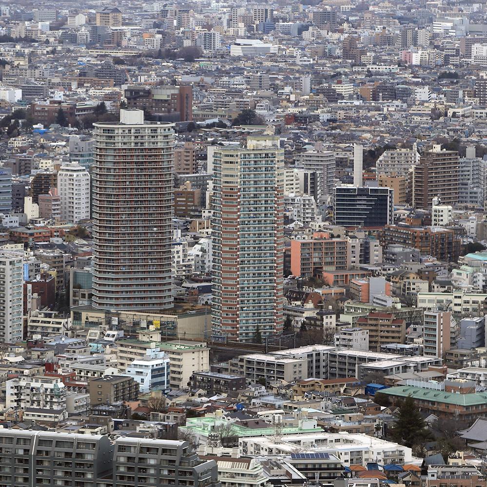 パークタワー東中野