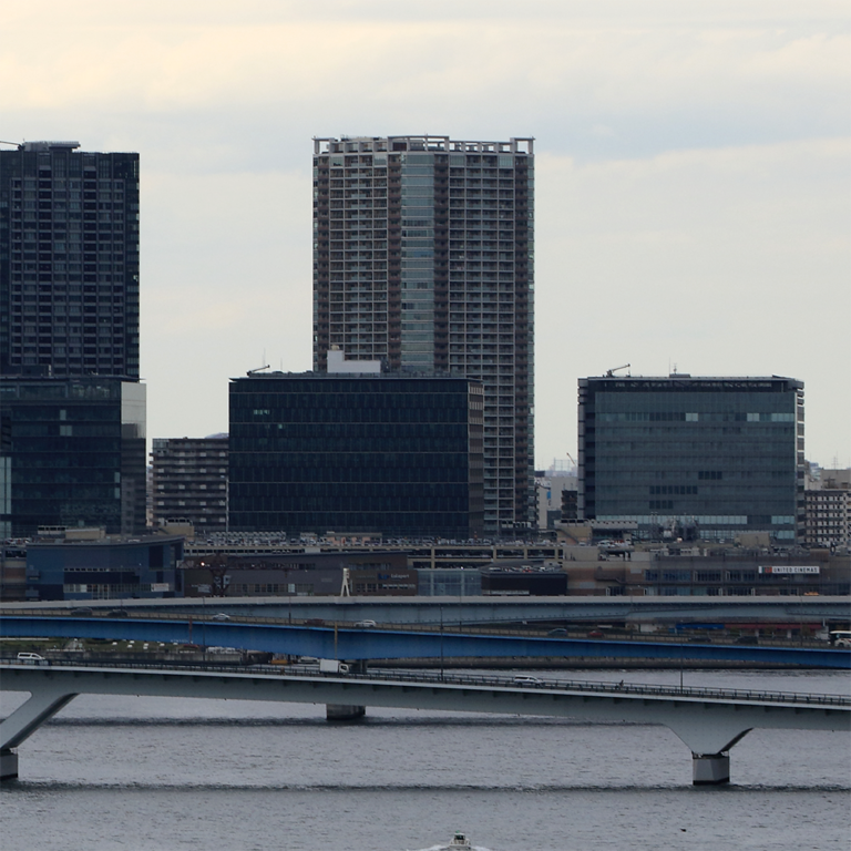 THE TOYOSU TOWER