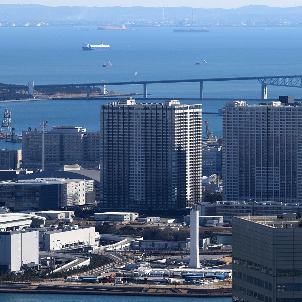 Brillia Mare 有明 TOWER & GARDEN(ブリリアマーレ有明 タワー&ガーデン)