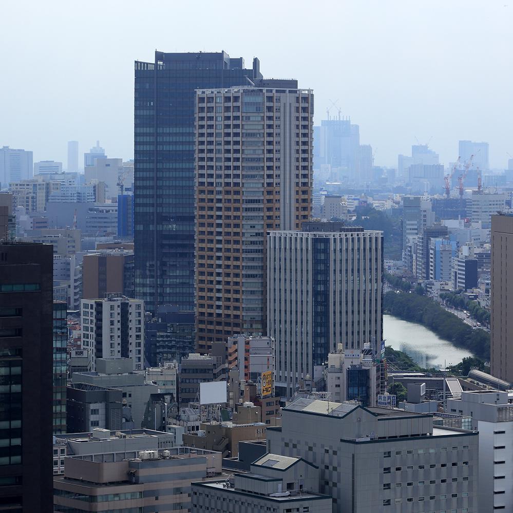飯田橋プラーノ プラウドタワー千代田富士見