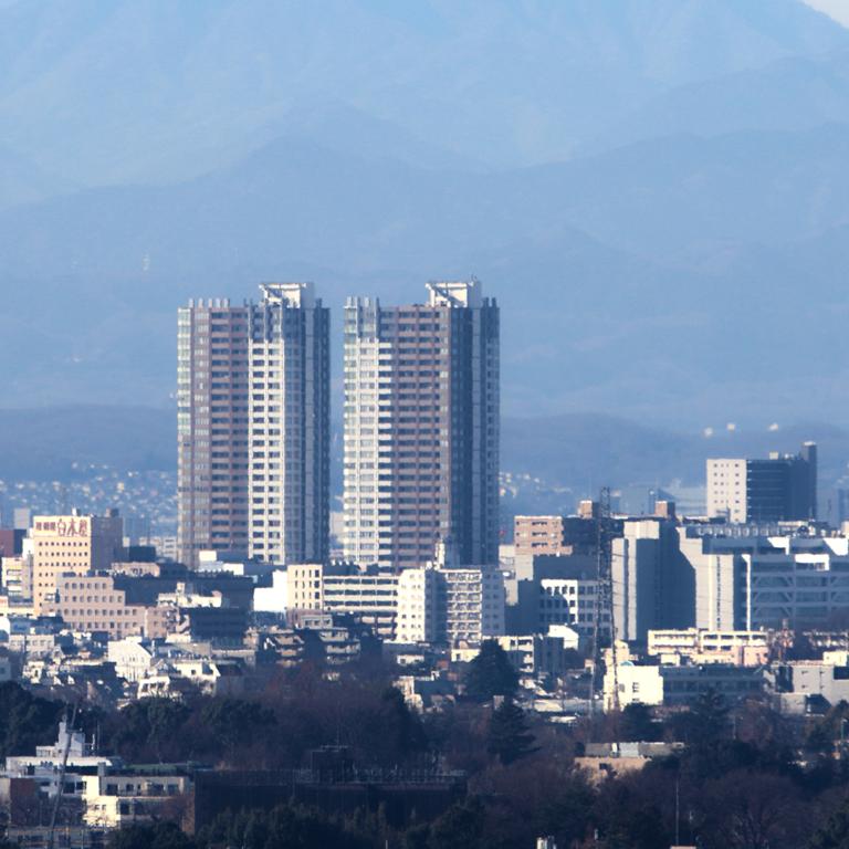 武蔵野タワーズ スカイクロスタワー