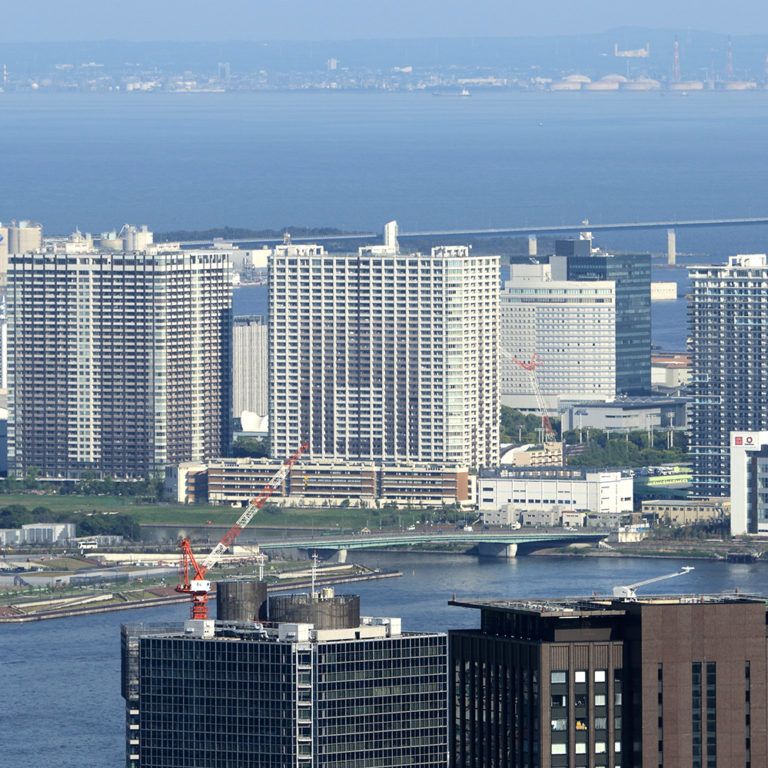 Brillia 有明 Sky Tower(ブリリア有明スカイタワー )