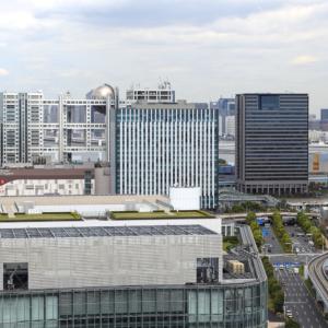 ダイバーシティ東京 オフィスタワー