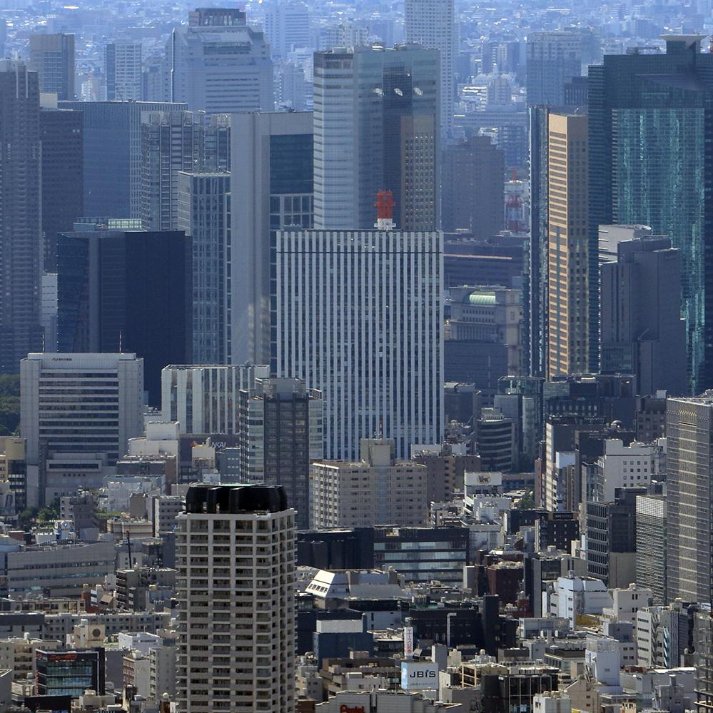 GINZA KABUKIZA 歌舞伎座タワー