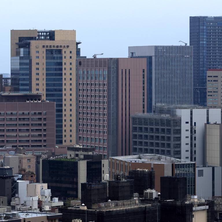 順天堂医院B棟高層棟