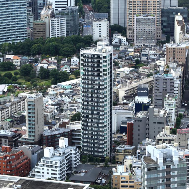 パークコート乃木坂 ザ タワー