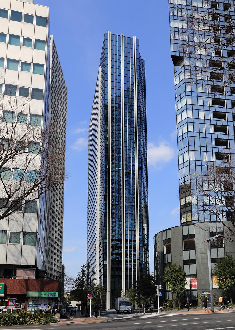 住友不動産新宿セントラルパークタワー