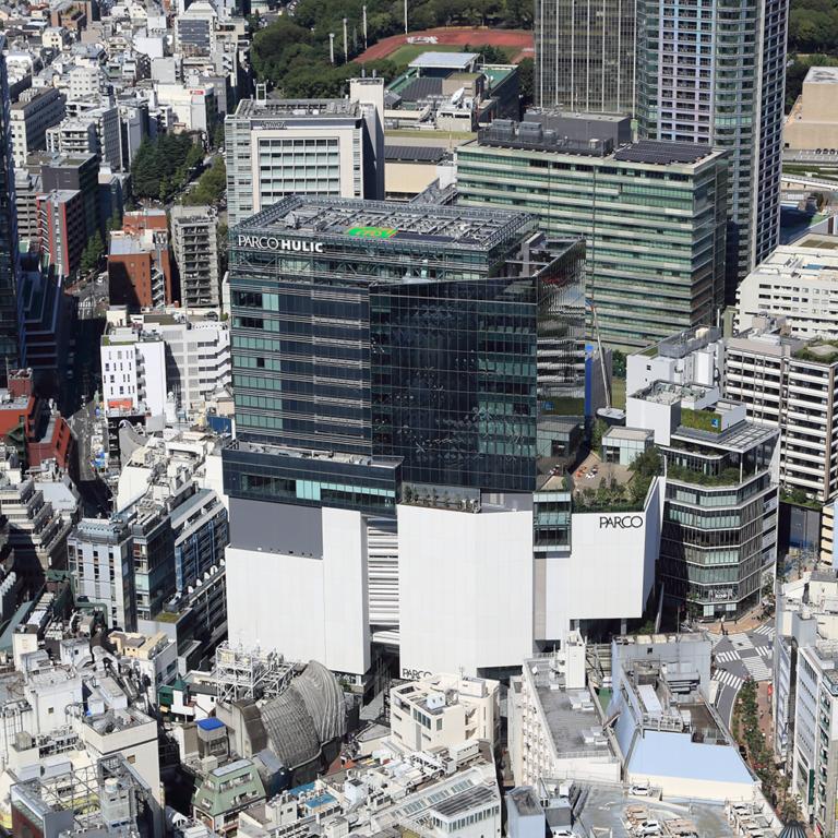 渋谷パルコ・ヒューリックビル