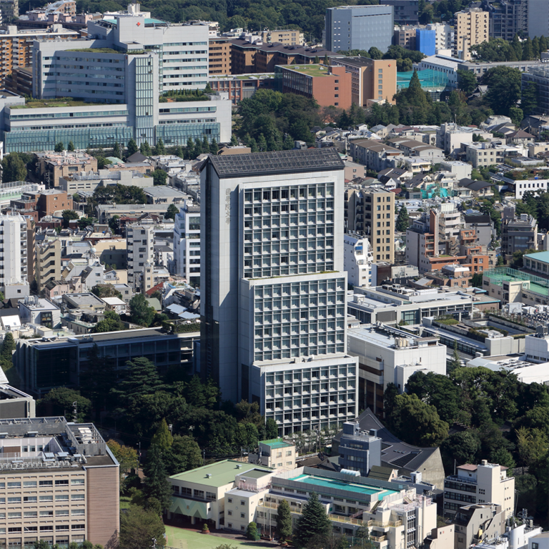 國學院大學 本部棟 若木タワー