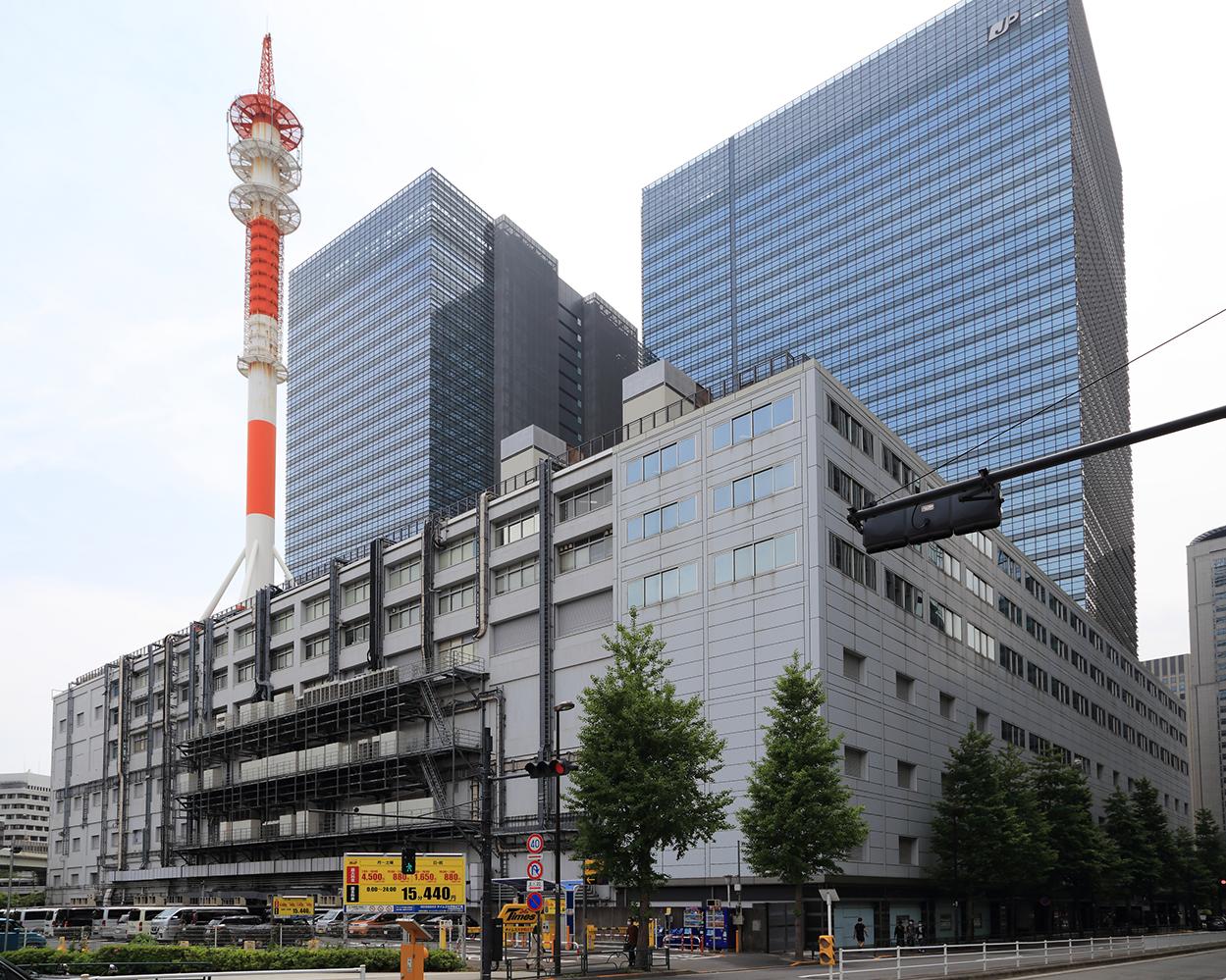 NTTコミュニケーションズ大手町ビル