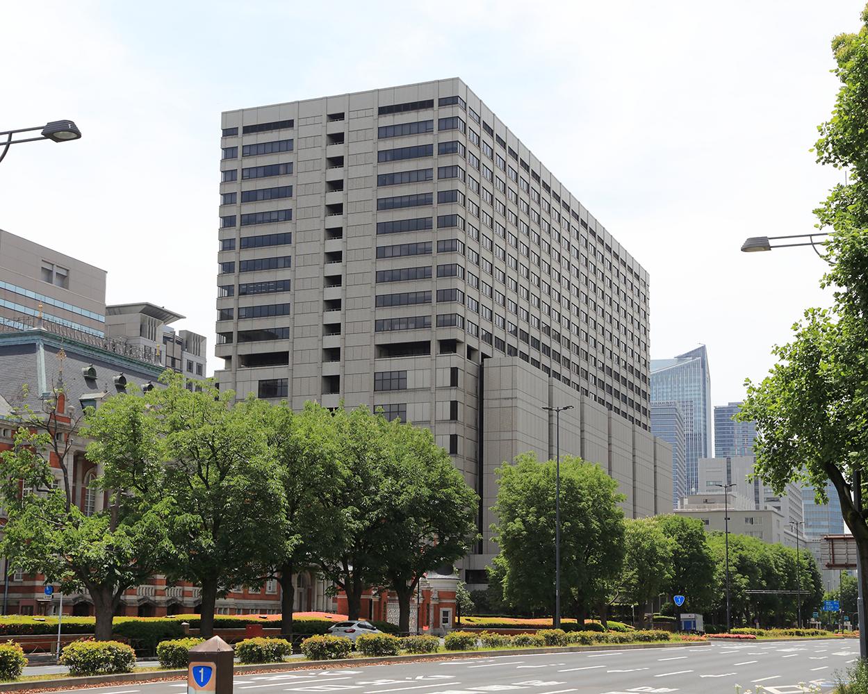 東京高等・地方・簡易裁判所合同庁舎