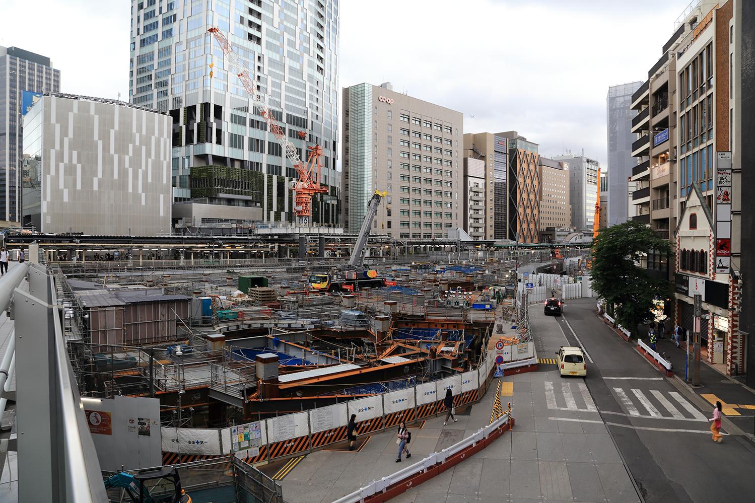 (仮称)渋谷駅桜丘口地区第一種市街地再開発事業 A街区