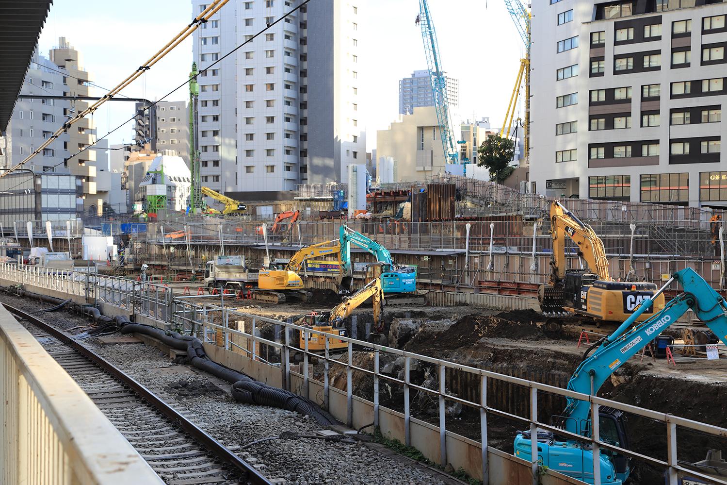 (仮称)渋谷駅桜丘口地区第一種市街地再開発事業 B街区