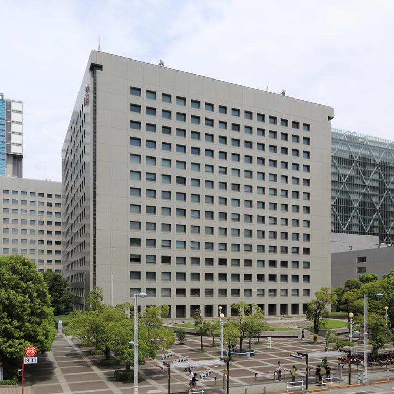 NTT品川TWINS オフィス棟